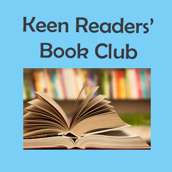 Link to Keen Readers' Book Club Page