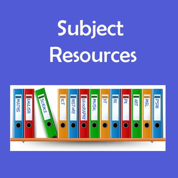 Link to Subject Resources Page
